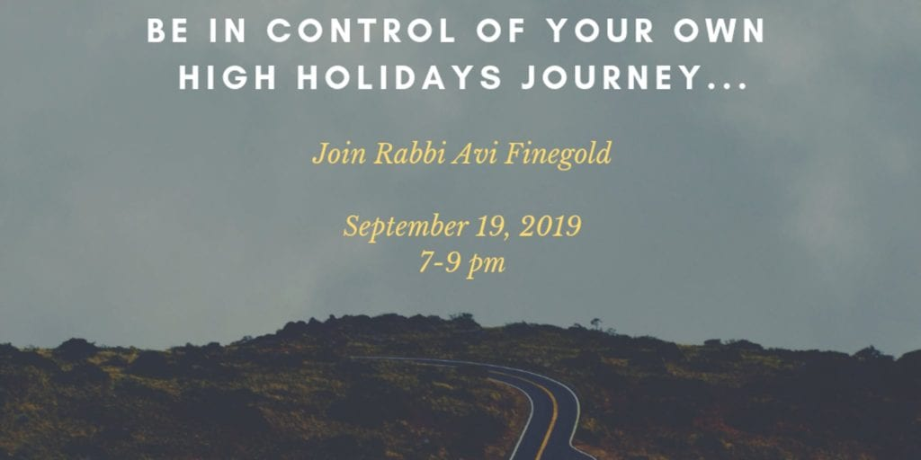 High Holiday Bootcamp at Moishe House